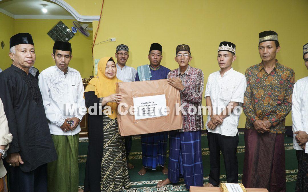 Safari Ramadhan Di Lubuk Sahung, Wabup : Mari Makmurkan Masjid