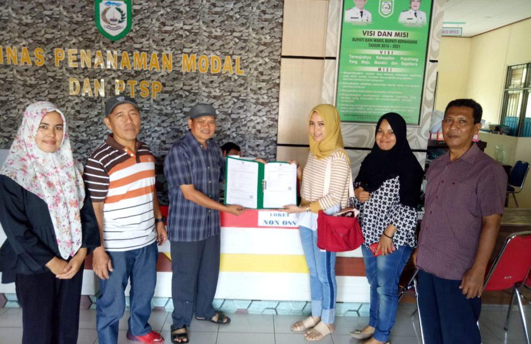 Jelang Idul Fitri, DPMPTSP Tetap Layani Masyarakat