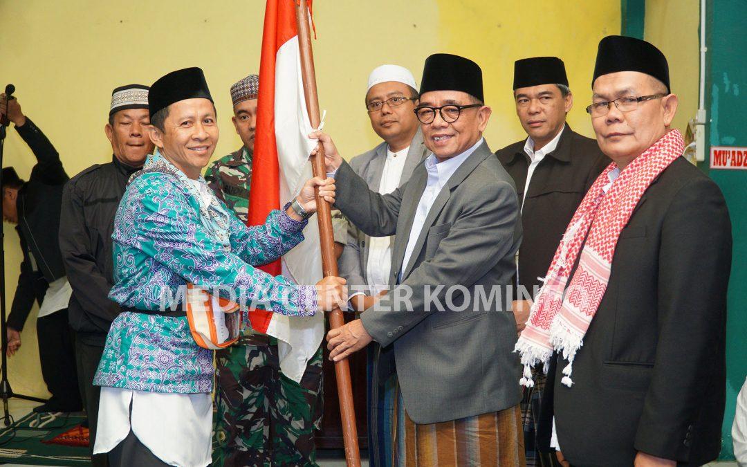 Bupati Lepas 127 Calon Jemaah Haji Kepahiang