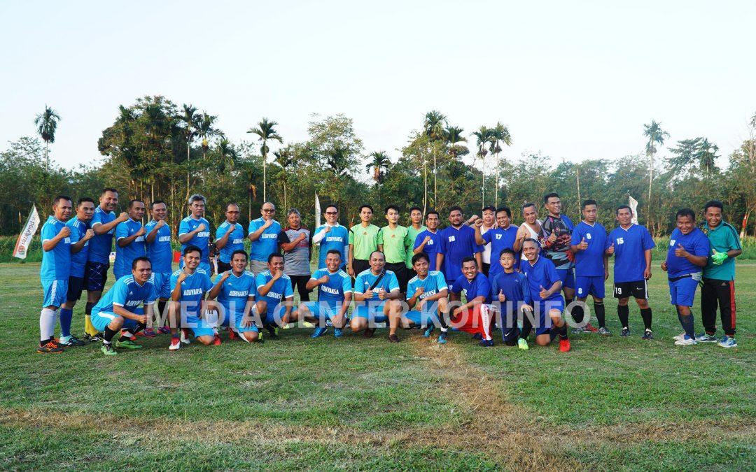 Liga Desa Nusantara, FKPD Taklukkan DPRD
