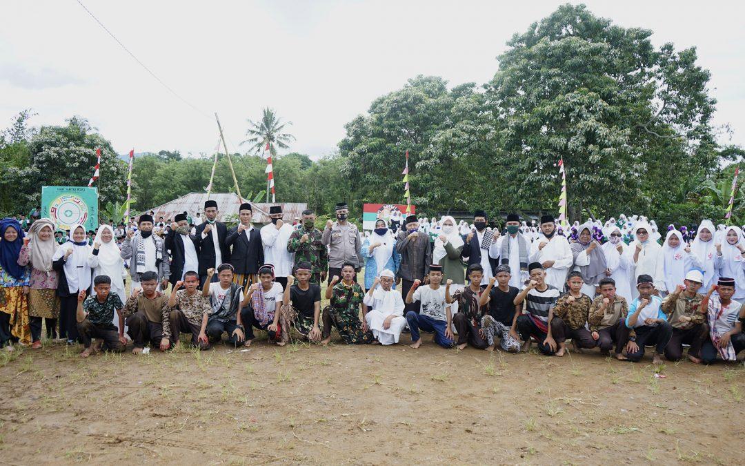 Plt. Bupati Irup Hari Santri Nasional Di Kepahiang