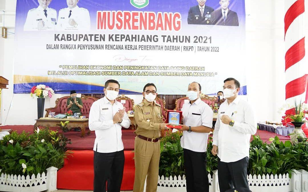 Bupati Buka Musrenbang Kabupaten