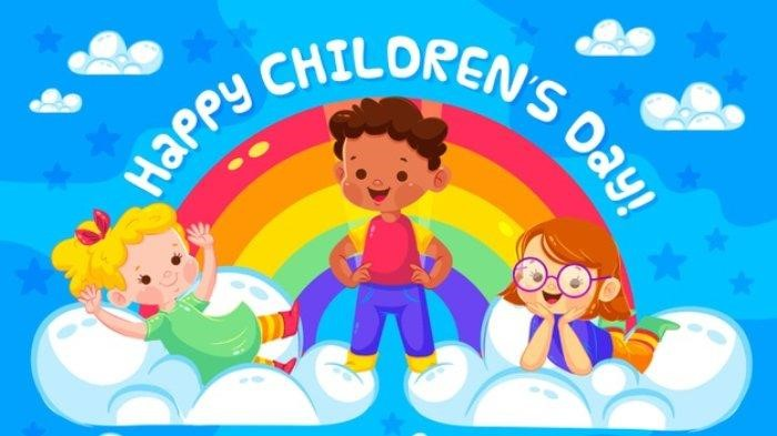 Makna Hari Anak Sedunia Tahun 2021 Pada Masa Pandemi COVID-19